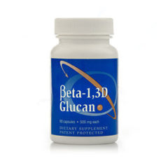 Beta-Glucano 500 mg 60 caps