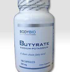 Sódio-Potássio Butirato 500 mg