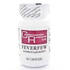 Feverfew 125 mg (60 caps)