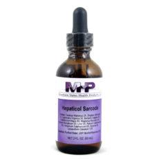 Hepaticol (Fígado) Sarcode (60 ml)