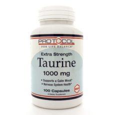 Taurina 1000 mg (100 caps)