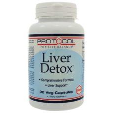 Detox do Fígado (90 vcaps)