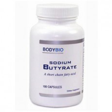 Sodium-Potassium Butyrate 500 mg 100 caps