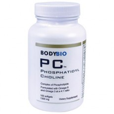 Bodybio Pc 1300mg (100 soft gels)