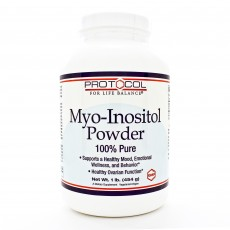 Myo-Inositol Powder 100% Pure (454 g)