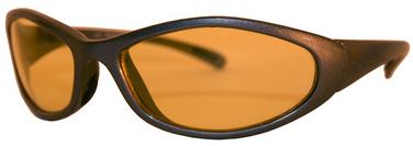 睡前戴琥珀色眼鏡
