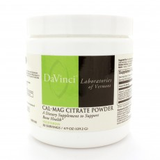 Cal-Mag Citrate Powder