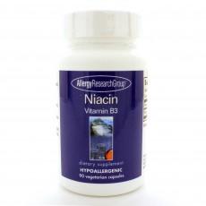 Niacin Vitamin B3 (90 vcaps)