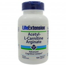 Acetyl-L-Carnitine Arginate (100 caps)
