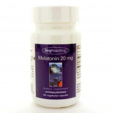 Melatonin 20 mg (60 vcaps)