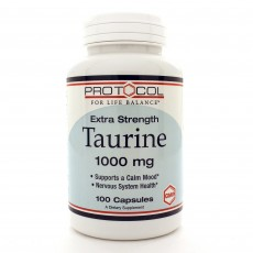 Taurine 1000 mg (100 caps)