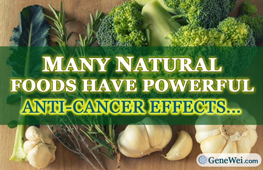Anti Cancer Foods and How To Maximize Them