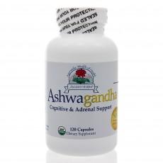 Ashwagandha (120 caps)
